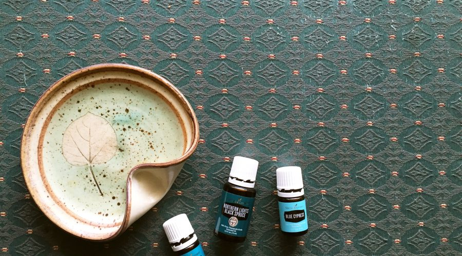 My Wellness Journey with Essential Oils
